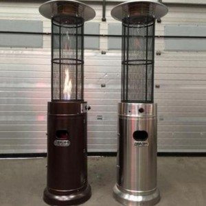 Gas Flame Patio Heater