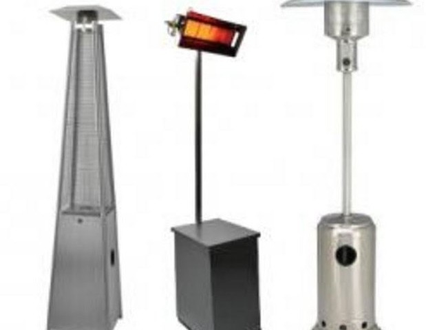 Outdoor Heaters Gas and Electrical