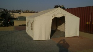 tent in dubai
