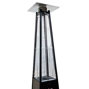 Pyramid tube outdoor heater rental in Dubai & Abu-dhabi